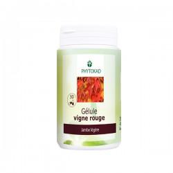 Gélules Vigne Rouge, Boite de 60 gélules - PhytoKad