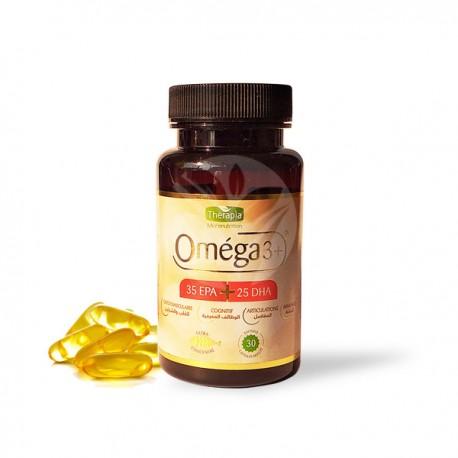 Omega-3, 90 gélules - Linea