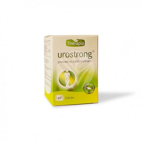 UroStrong, Confort Urinaire & Protection de la Prostate, Boite de 60 gélules - Thérapia