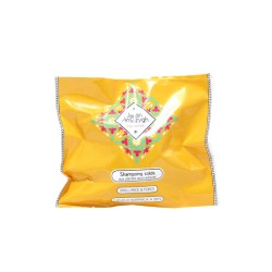 Shampoing Solide Aux Plantes Ayurvédiques, 50g - Jardin Amazygh