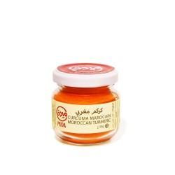 Curcuma Marocain Moulu, 50g - Mida