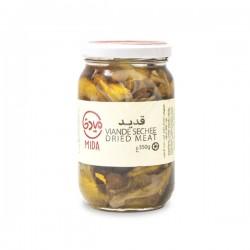 Viande Séchée à l'Huile d'Olive, 350g - Mida