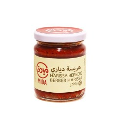 Harissa Traditionnelle, 100g - Mida