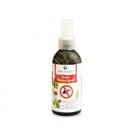 Lotion Anti-moustiques, 150ml - PhytoKad