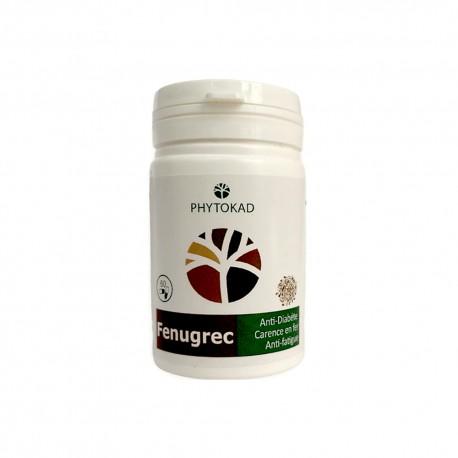 Gélules, Boite de 60 gélules - PhytoKad