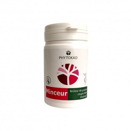 Gélules Minceur, boite de 60 gélules - PhytoKad