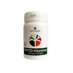 PhytoVitamines, Gélules Moringa&Fenugrec, Boite 60 gélules - PhytoKad