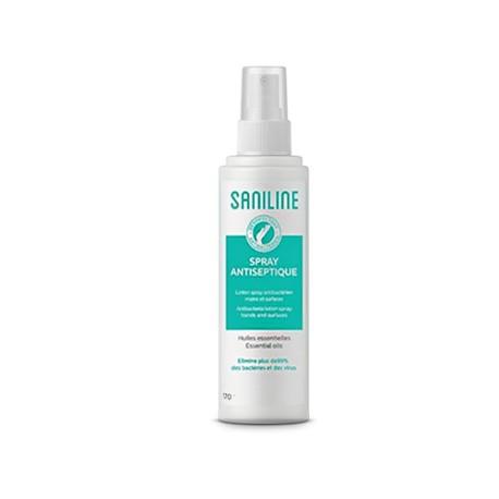 Spray Antiseptique, 100ml - Moline