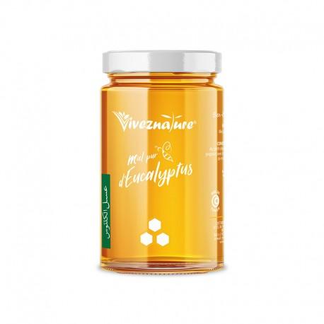 Miel Pur d'Eucalyptus, 470g - VivezNature