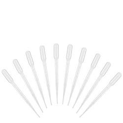 Pipette en plastique 3ML graduées (lot de 10)
