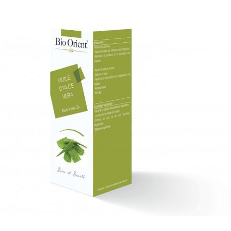 Huile Végétale d'Aloe Vera, 90ml- Bio Orient