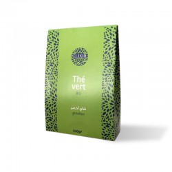 Thé Vert Bio, Paquet de 100g - Elixir Bio