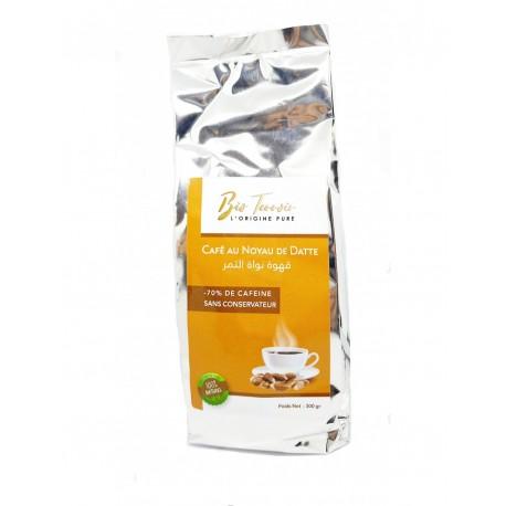 Substitut de Café Aux Noyaux de Dattes, 300g - Bio Terroir