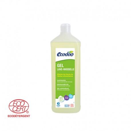 Gel Lave-Vaisselle Ecologiques, 1L - Ecodoo