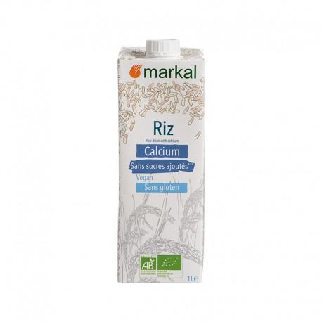 Boisson de Riz Calcium, 1L - Markal