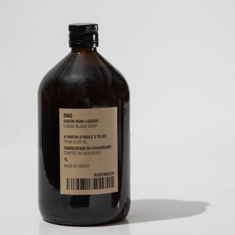Savon Noir Liquide, 1L - SNO