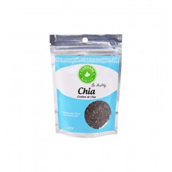 Graines de Chia, Paquet de 100g - Carthage Nutrition
