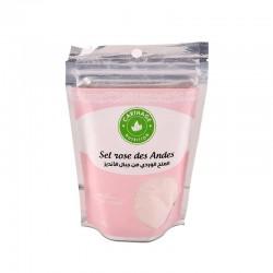 Sel Rose des Andes, Paquet de 250g - Carthage Nutrition