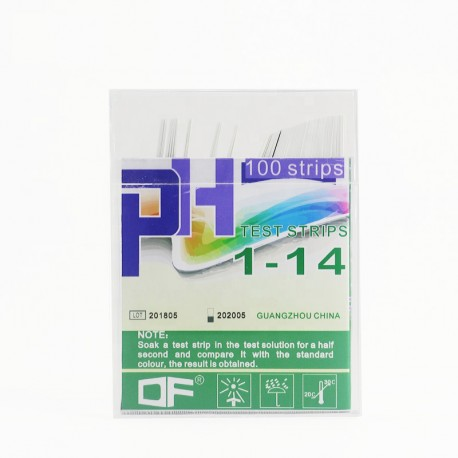 bandelettes mesure des PH
