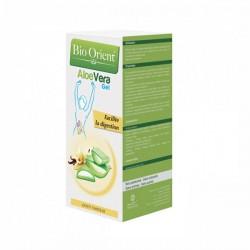 Gel d'Aloe Vera Goût Vanille, 250ml - Bio Orient