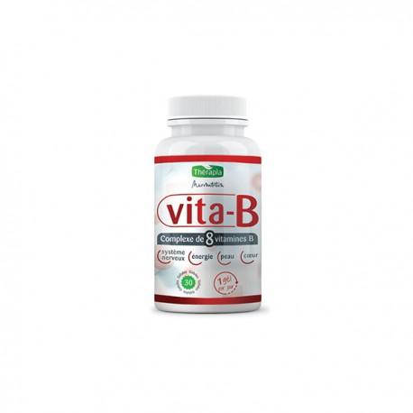 Vita-B, Boite de 30 gélules - Thérapia