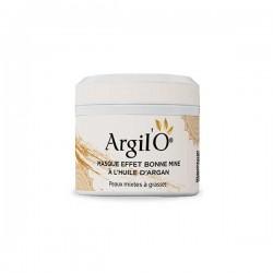 Masque Visage Bonne Mine à l'Argile Verte, 130g - Argil'O