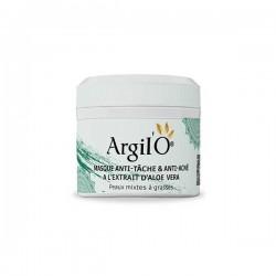 Masque Visage Cicatrisant à l'Argile Verte, 130g - Argil'O