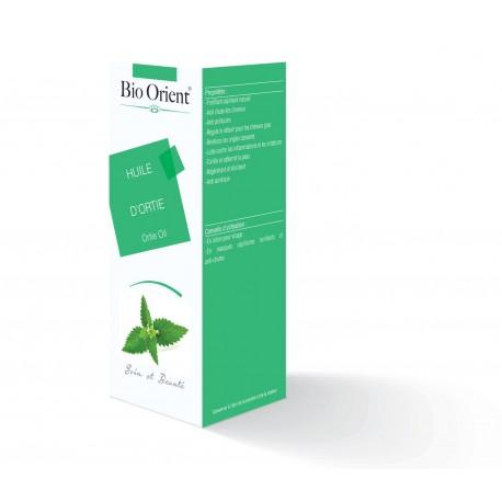 Huile Végétale d'Ortie, 90ml- Bio Orient