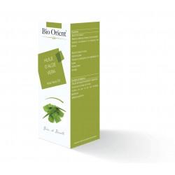 Huile Végétale d'Aloe Vera, 10ml- Bio Orient