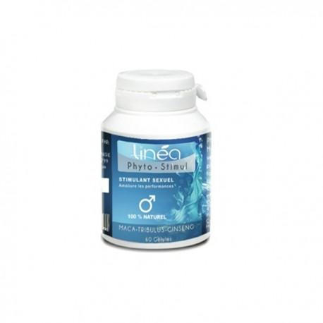 Phyto-Stimul, stimulant sexuel 100% naturel, Boite 60 gélules - Linéa