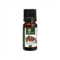 Huile Essentielle de Clou de Girofle,10ml - Aroma Végétal