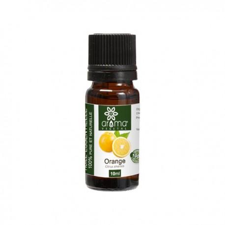 Huile Essentielle d'Orange, 10ml - Aroma Végétal