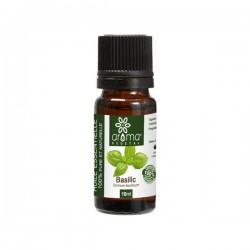 Huile Essentielle de Basilic, 10ml – Aroma Végétal