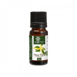 Huile Essentielle d'Ylang-Ylang, 10ml - Aroma Végétal