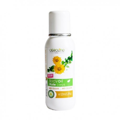 Huile de massage anti-cellulite, 125ml- Tunisia-Agroline