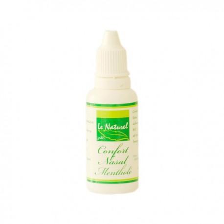 Confort nasal Mentholé, 30ml - Le Naturel