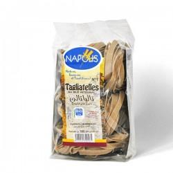 Tagliatelle N°1 au blé intégral 300g - Napolis