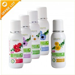 Pack Massage (5 Huiles), 5x125ml- Tunisia-Agroline