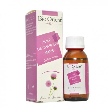 Huile Végétale de Chardon Marie 90ml - Bio Orient