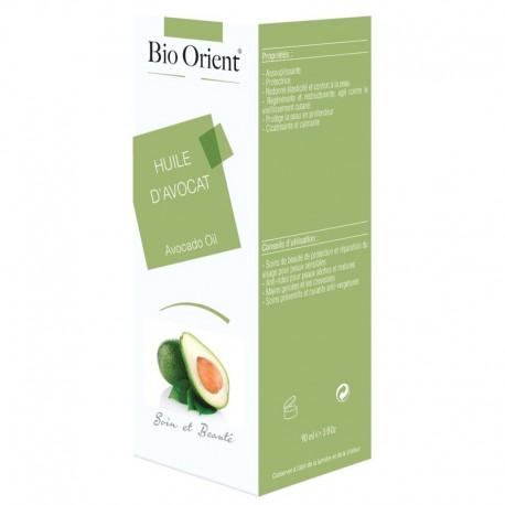 Huile Végétale d'Avocat, 10ml- Bio Orient