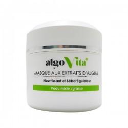 Masque aux Extraits d'Algues, 50ml - AlgoVita